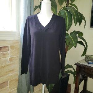 APT.9 black sweater